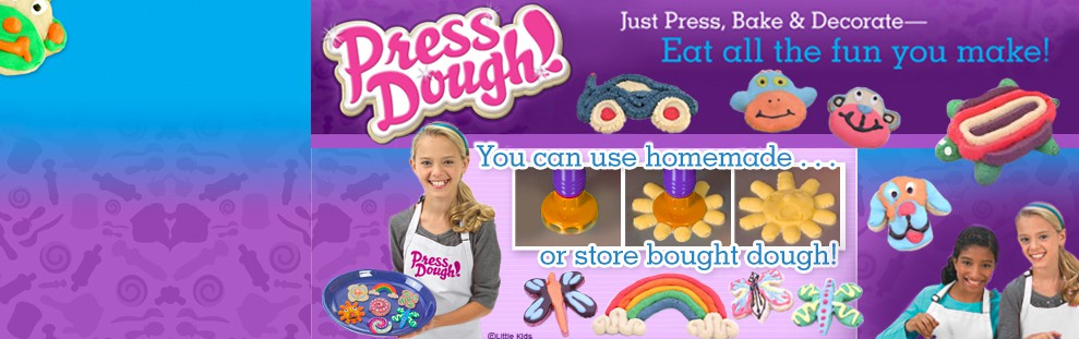 Press Dough!