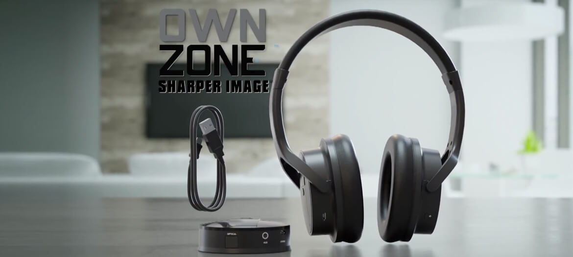 OwnZone Headphones